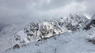 Szare chmury nadciągną nad europejskie stoki narciarskie