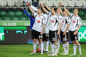 Legia ma finał Pucharu Polski
