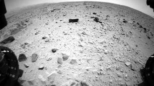 Kilometrowy krok milowy Curiosity