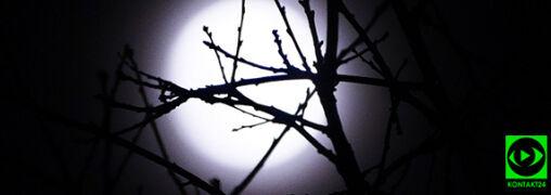 Świąteczna księżycowa pełnia na Waszych zdjęciach