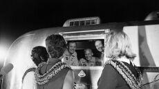 Żony członków załogi Apollo 11