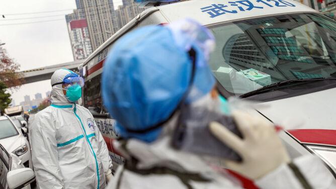 Kolejne przypadki koronawirusa w Japonii. <br />Jedna z osób nigdy nie była w Wuhanie