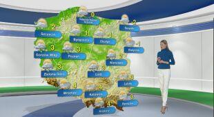 Prognoza pogody na wtorek 2.02